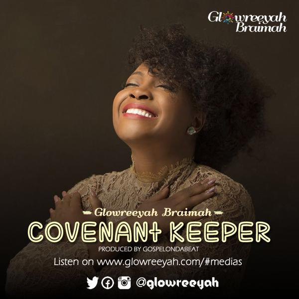 Image result for glowreeyah braimah covenant keeper